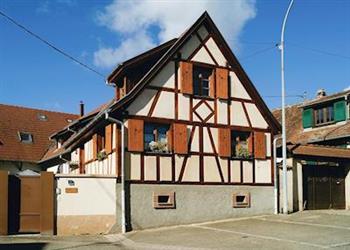 Maison Wacht in Bas-Rhin