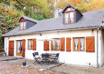 Maison dans les Bois, Brouains, Manche - France