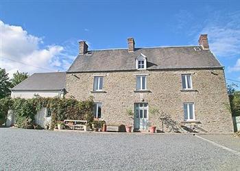 Maison de Chèvrefeuille, Rouxeville, nr. Torigni-sur-Vire, Manche - France