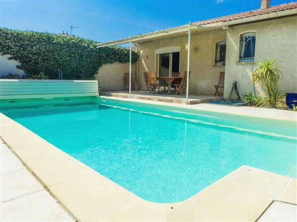 Maison de Soleil in Aude