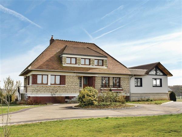 Maison des Champs, Villers-sous-Foucarmont, Normandy - France