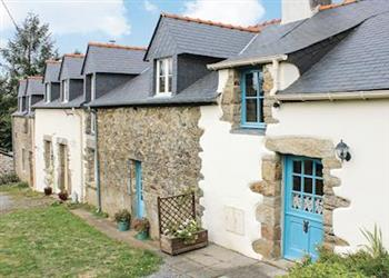 Maison des Lupins in Morbihan