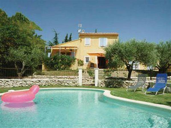 Maison des Oliviers from Cottages 4 You