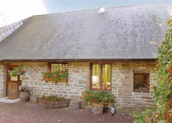 Maison du Charpentier, Souleuvre-en-Bocage, Calvados - France