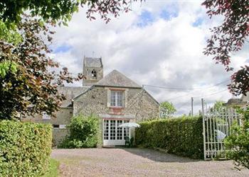 Maison du Gardien, Mestry, nr. Bayeux, Calvados - France