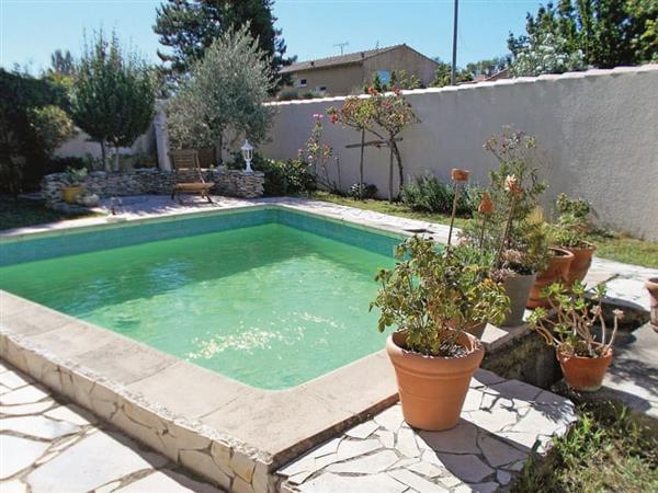 Maison et Cour in Gard