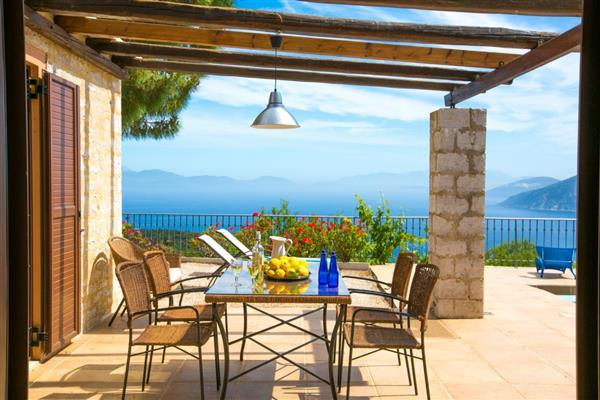 Maistro in Ionian Islands
