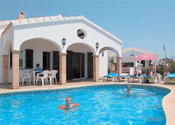 Malva in Menorca