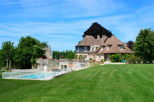 Manoir De Blouse-Ville, Normandy - France