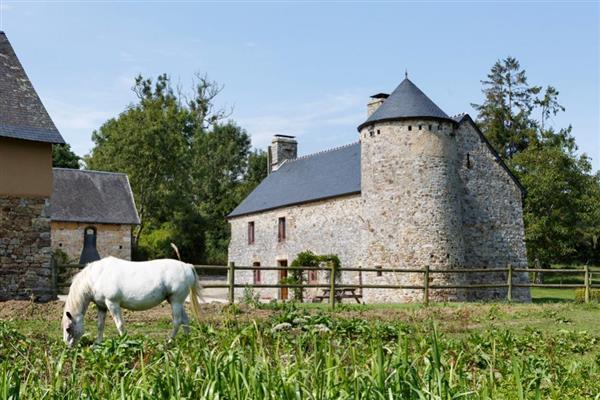 Manoir De La Gauguinier, Normandy - France