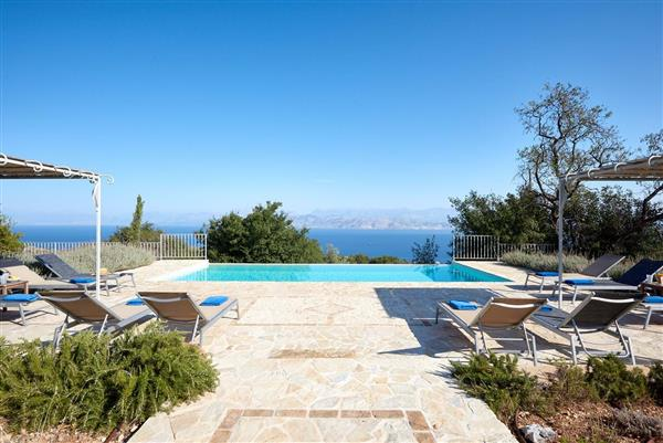 Manor House in Ionian Islands