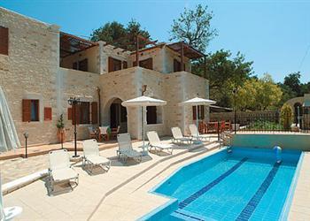 Markos Chara in Crete