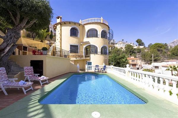 Maryvilla in Alicante