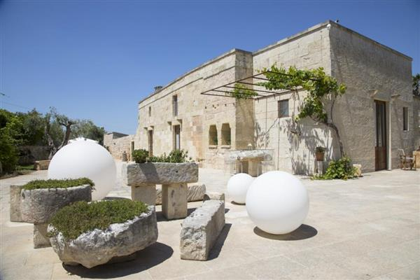 Masseria Don Mauro in Provincia di Lecce