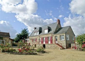 Maupertuis, Juigné-sur-Sarthe, Sarthe - France