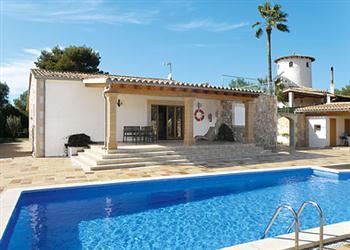 Mestral in Mallorca