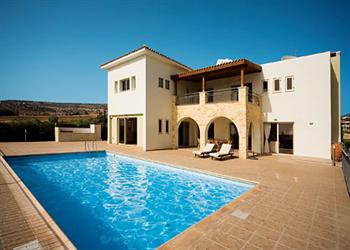 Michelle Marie, Coral Bay, Cyprus With Swimming Pool