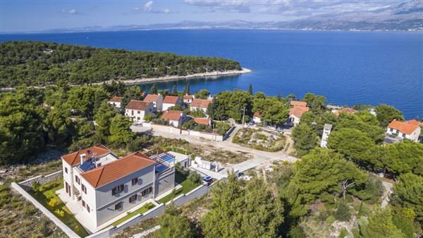 Mihovil Villa in Općina Supetar