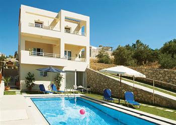 Minos in Crete