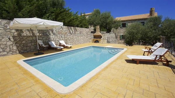 Mint Villa in Ionian Islands