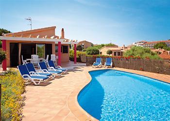 Mitjana in Menorca