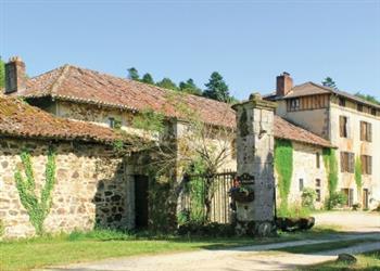 Moissannes in Haute-Vienne