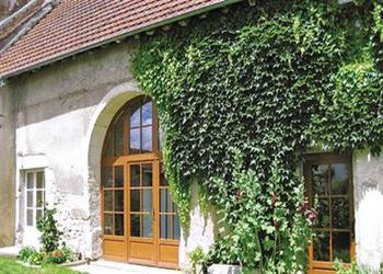 Molinot-Nolay in Bourgogne