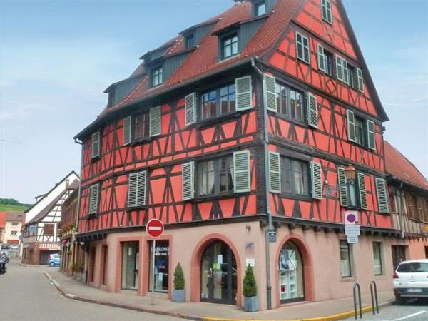 Molsheim in Bas-Rhin