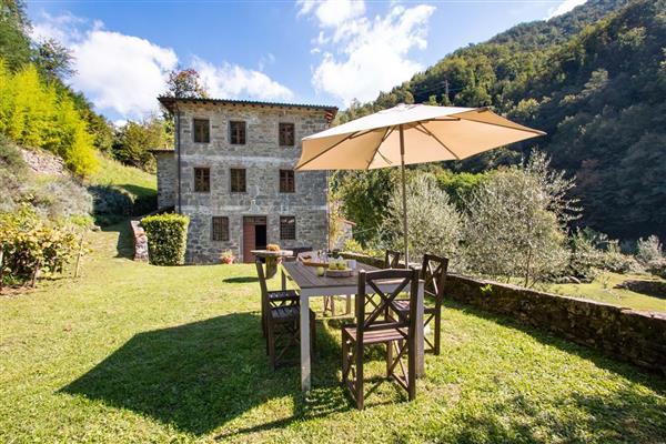 Mulino del Pita in Provincia di Lucca