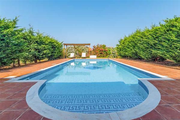 Navarone Villas in Greece