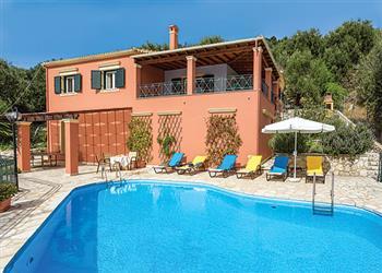 Nefeli Villa in Corfu