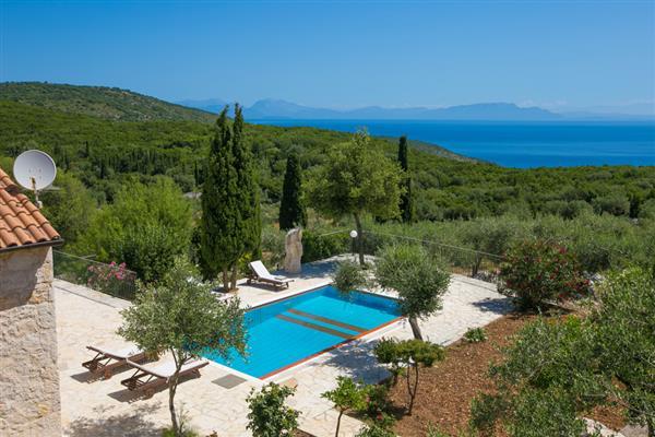 Nereus in Ionian Islands
