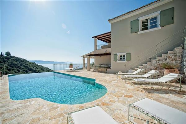 Nicoletta in Ionian Islands