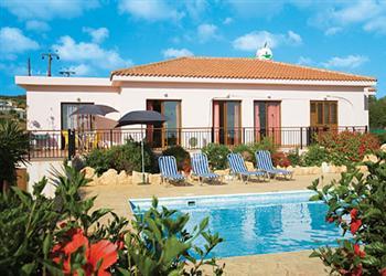 Nikolas Villa in Cyprus