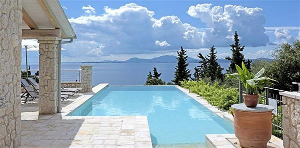 Nissaki House in Ionian Islands