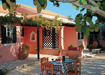 Nitsa Eleni in Corfu