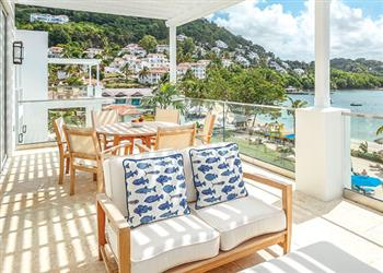 North Pointe Suite II in St Lucia