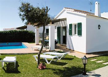 Nuria in Menorca