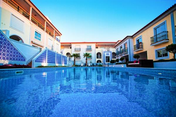 Ocean Apartment I in Óbidos Municipality