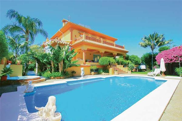 Ocean Villa from James Villas
