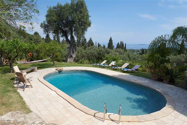 Olivestone House in Ionian Islands