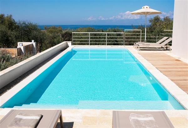 Olivia in Ionian Islands