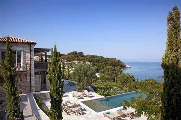 Ophelia in Ionian Islands