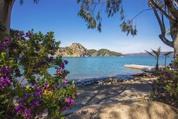 Orhaniye Plaj in Marmaris
