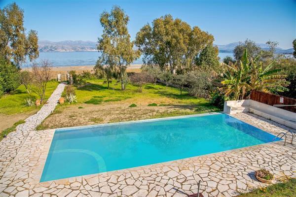 Ormos Beach House in Ionian Islands