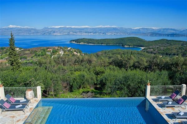 Ornella House in Ionian Islands