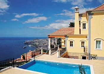 Palheiro Sea Villa in Portugal
