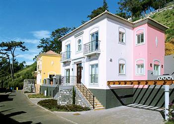 Palheiro Villa in Portugal