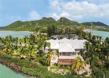Palm Point in Antigua