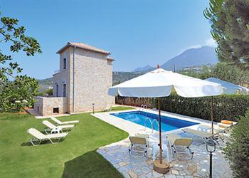 Panorama Villa in Greece